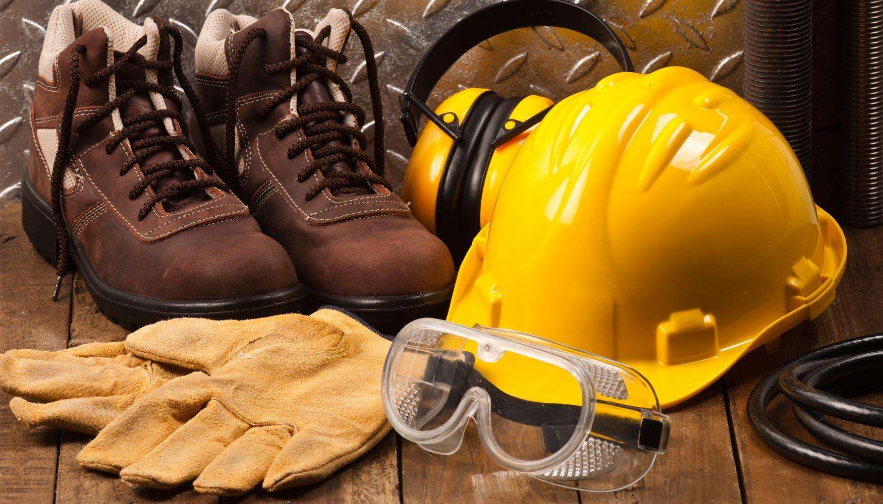 EPI segurança do trabalho